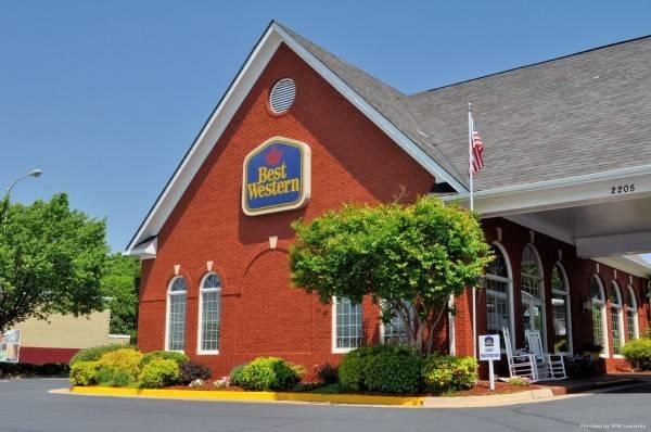 Hotel Best Western Fredericksburg