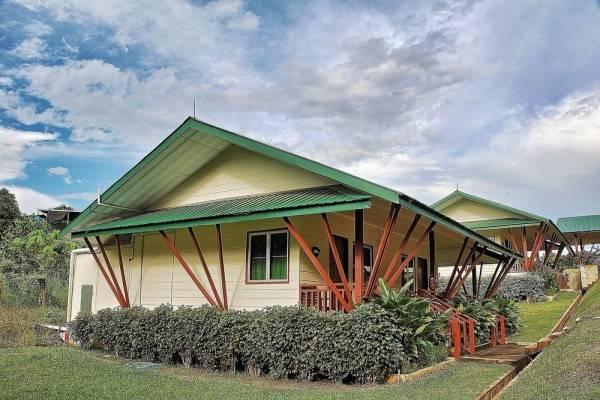 Hotel Nature Lodge Sepilok