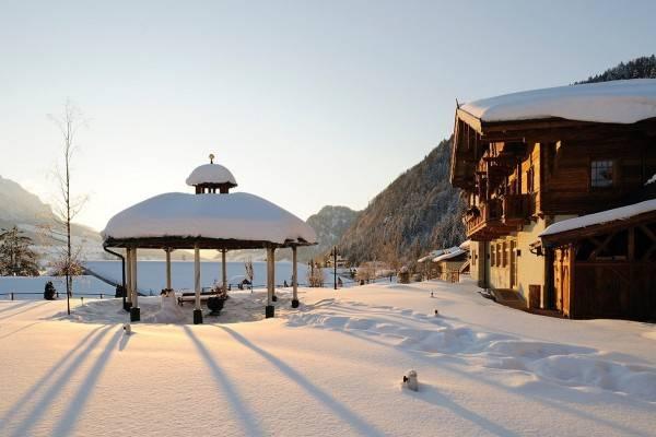 Die Verwöhnhotels 4*s Seehof-Seeresidenz