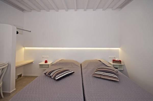 Hotel Fraskoula's Rooms Agios Stefanos