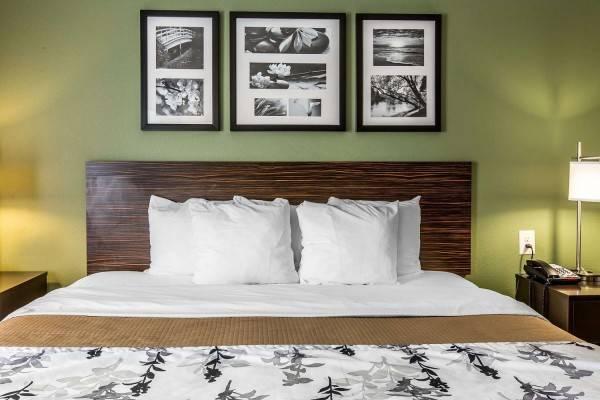 Sleep Inn and Suites Mount Olive North