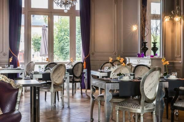 Hotel Villa 81 Accueil à La Closerie 156 avenue de la République 14800 Deauville