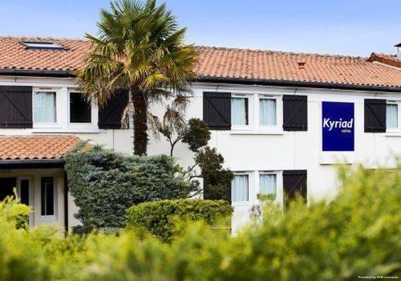 Hotel Kyriad Bordeaux Lormont