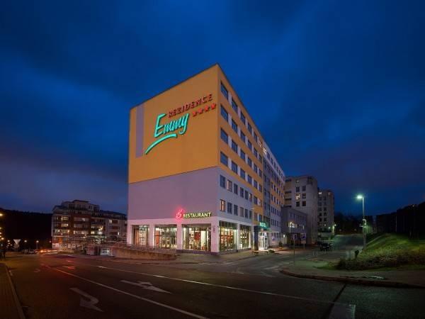 Hotel Emmy Rezidence