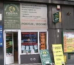 Fogra Travel Pokoje Gościnne