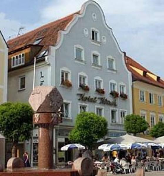 Hotel Hirsch seit 1675