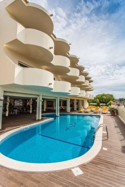 Hotel Alvormar Apartamentos Turístico
