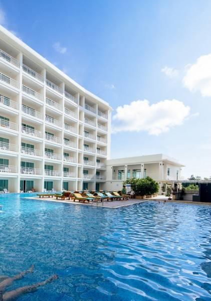 Hotel Chanalai Hillside Resort formerly Tropical Karon Resort
