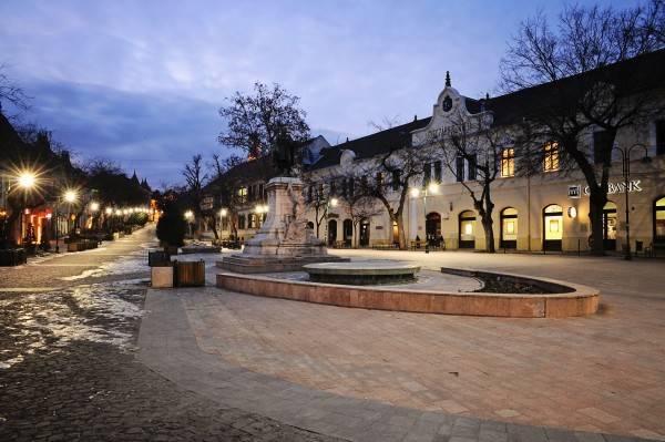 Hotel Szekszárd Szálló