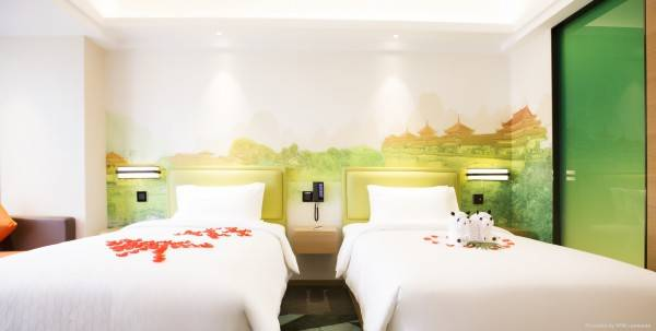 Hotel Hampton by Hilton Guilin Lingui