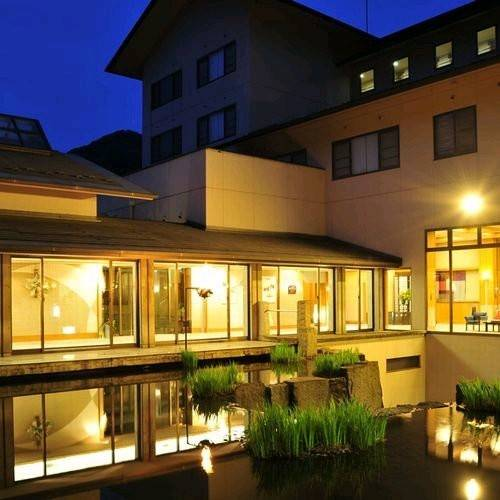 Hotel (RYOKAN) Oigami Onsen Gensen Yunoyado Shisuitei
