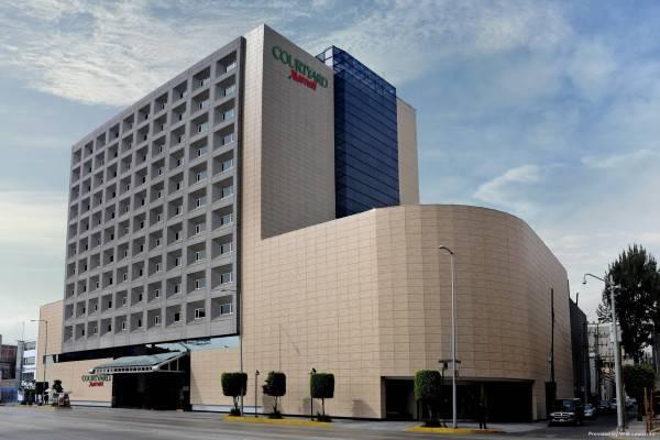 Hotel Courtyard Mexico City Revolucion