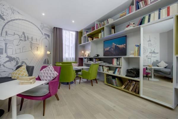 Hotel Citadines Part Dieu Lyon