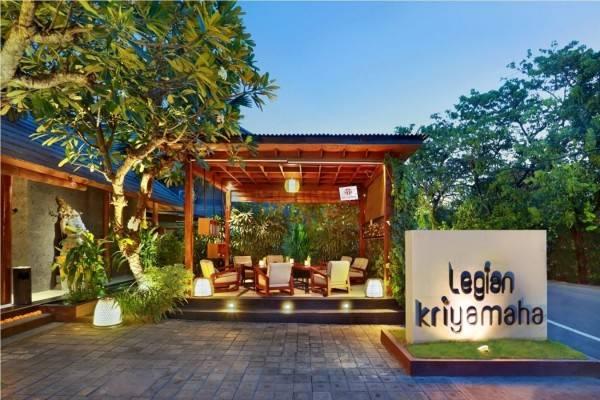Hotel Legian Kriyamaha Villa
