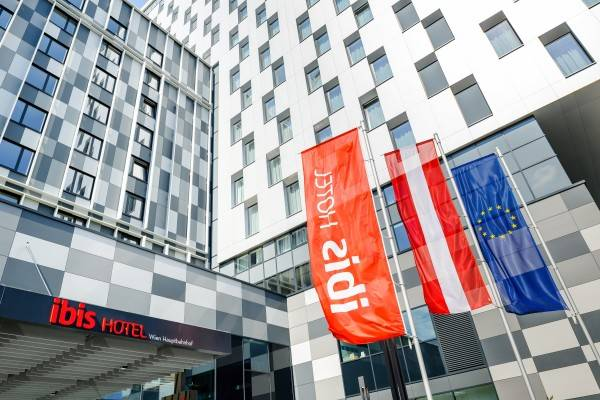 Hotel ibis Wien Hauptbahnhof