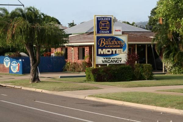 Billabong Lodge Motel (closed due to flood damage)