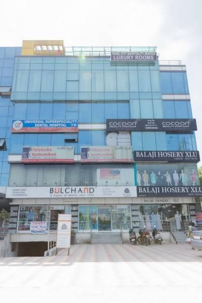 Hotel ZO Rooms Kothaguda Junction
