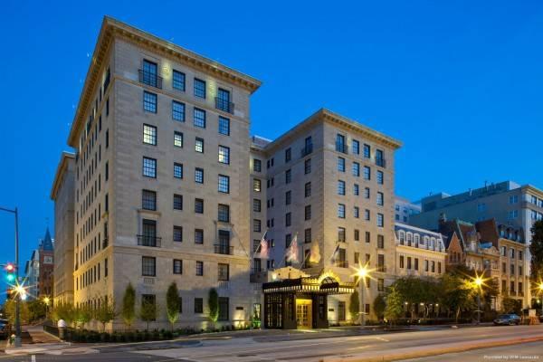 Hotel The Jefferson Washington DC