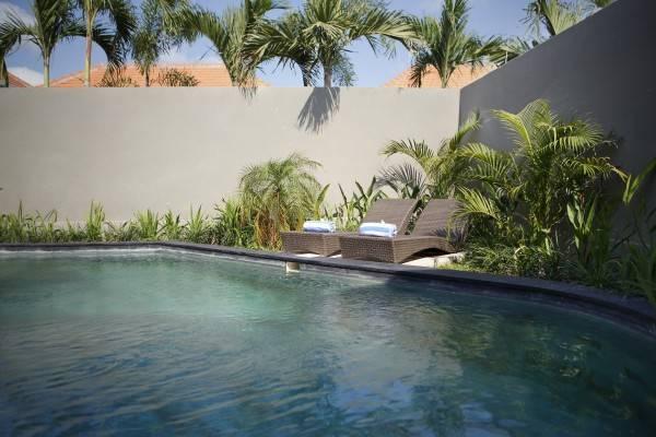 Hotel Kubu manggala villas seminyak
