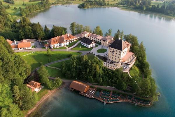 Hotel Schloss Fuschl a Luxury Collection Resort & Spa Fuschlsee-Salzburg