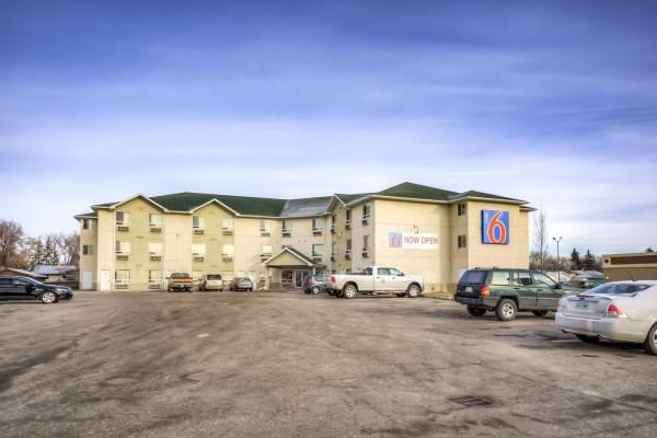 Motel 6 Regina, SK