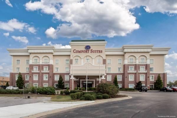 Hotel Comfort Suites West Memphis