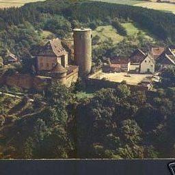 Hotel Burg Trendelburg Die Märchenburg