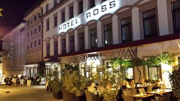 Hotel Ross Am Alten Postplatz