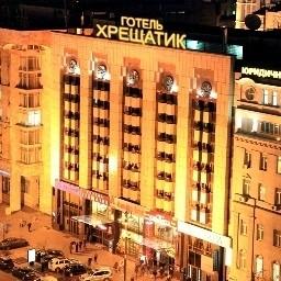 Hotel Khreschatyk Хрещатик