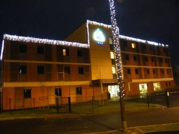 Hôtel Akena City Saint-Amand-Les-Eaux