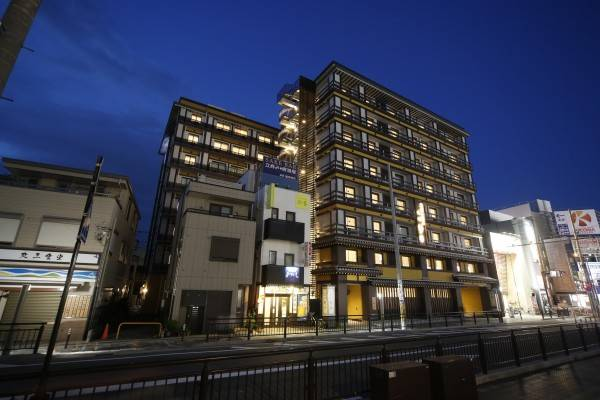 Hotel Onyado Nono Nara Hot Spring