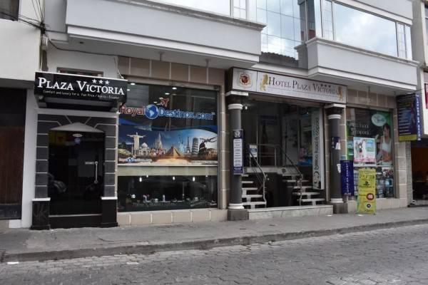 Hotel Plaza Victoria