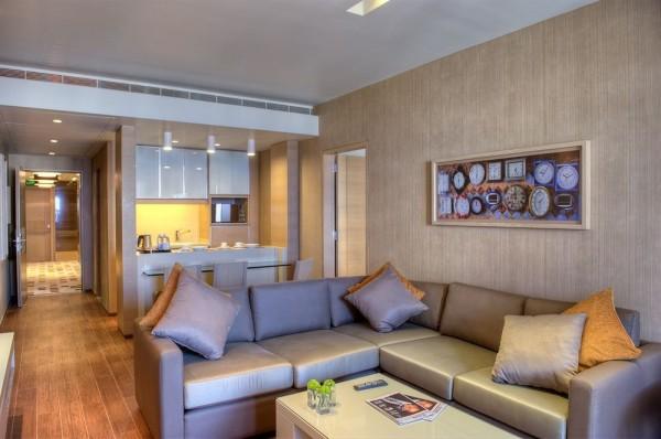 Hotel Saifi Suites