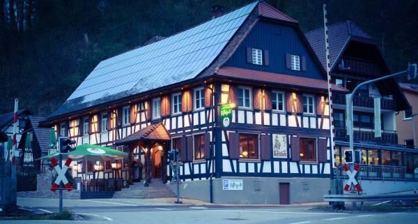 Hotel Rebstock Landgasthof
