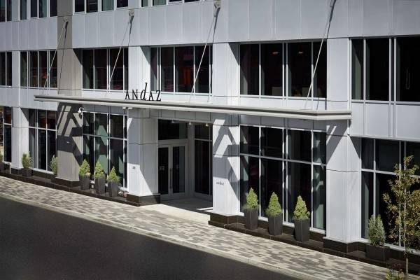 Hotel Andaz Ottawa-a concept by Hyatt