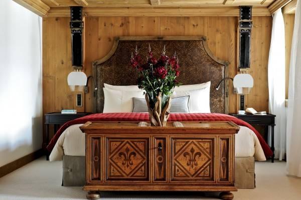Hotel The Alpina Gstaad LEG