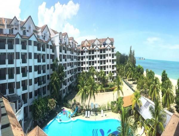 Hotel Bayu Beach Resort