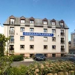 Hotel Fountain Court Apartments - Harris