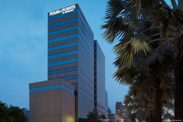 Hotel Four Points by Sheraton Jakarta Thamrin