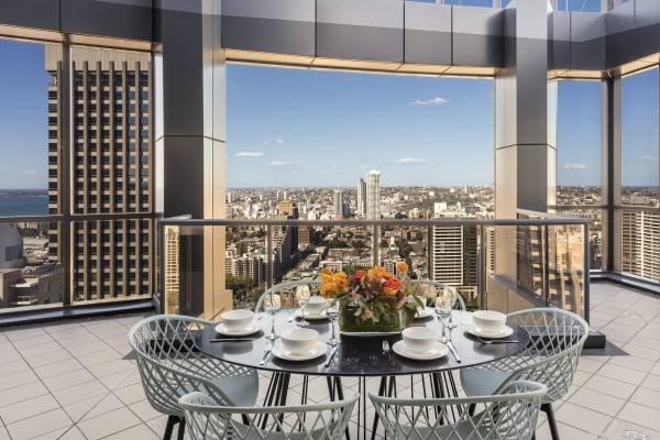 Hotel Meriton Suites Pitt Street