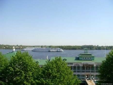 Hotel Volzhskaya Zhemchuzhina