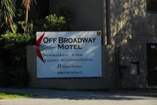 Off Broadway Motel