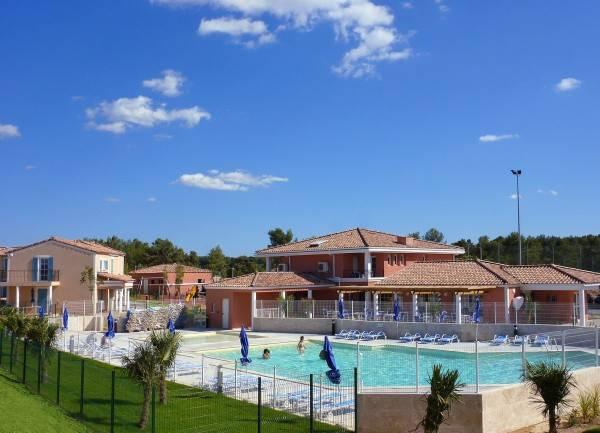 Appart'Hotel et Spa Golf de la Cabre d'Or Residence de Tourisme