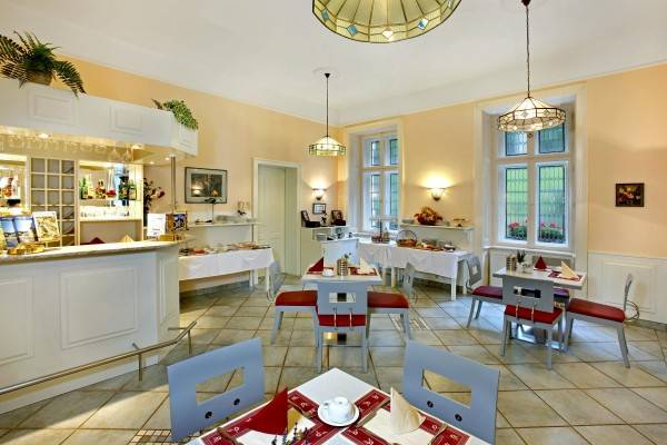 Villa Sant Georg hotel garni