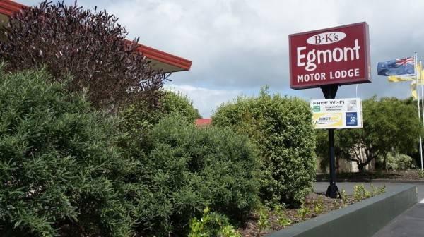 Hotel Bks Egmont Motor Lodge