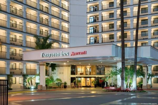 Hotel Fairfield Anaheim Resort