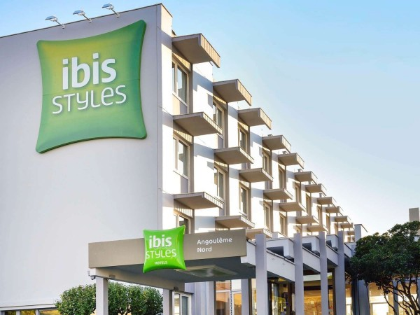 Hotel ibis Styles Angoulême Nord