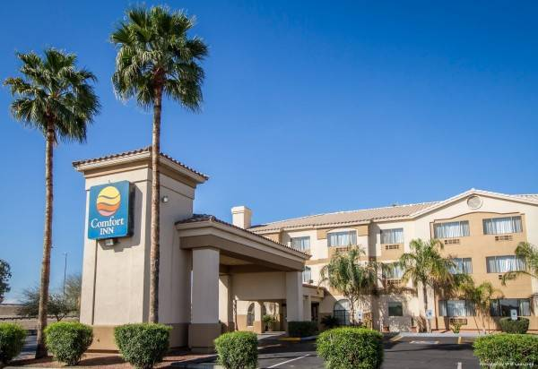 Comfort Inn West Phoenix at 27th Ave and
