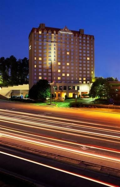 Hotel Sheraton Suites Galleria-Atlanta