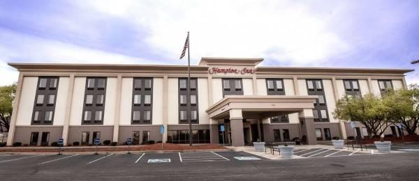 Hampton Inn Louisville-North-Clarksville IN